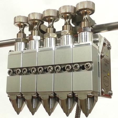 H205T Applicator Gun Head .88 Inch Centers – Zero Cavity Module .012 E-Z Micro Adjust (AO/SC)