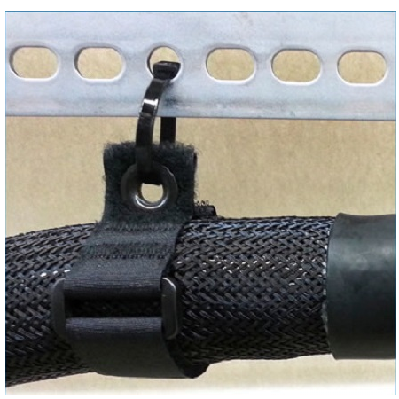 Universal Heated Hose Straps